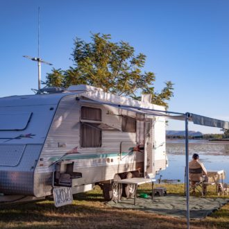 Floors for recreational vehicles and mobile homes