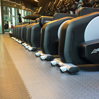 Fitness and gym flooring. Which one to choose?