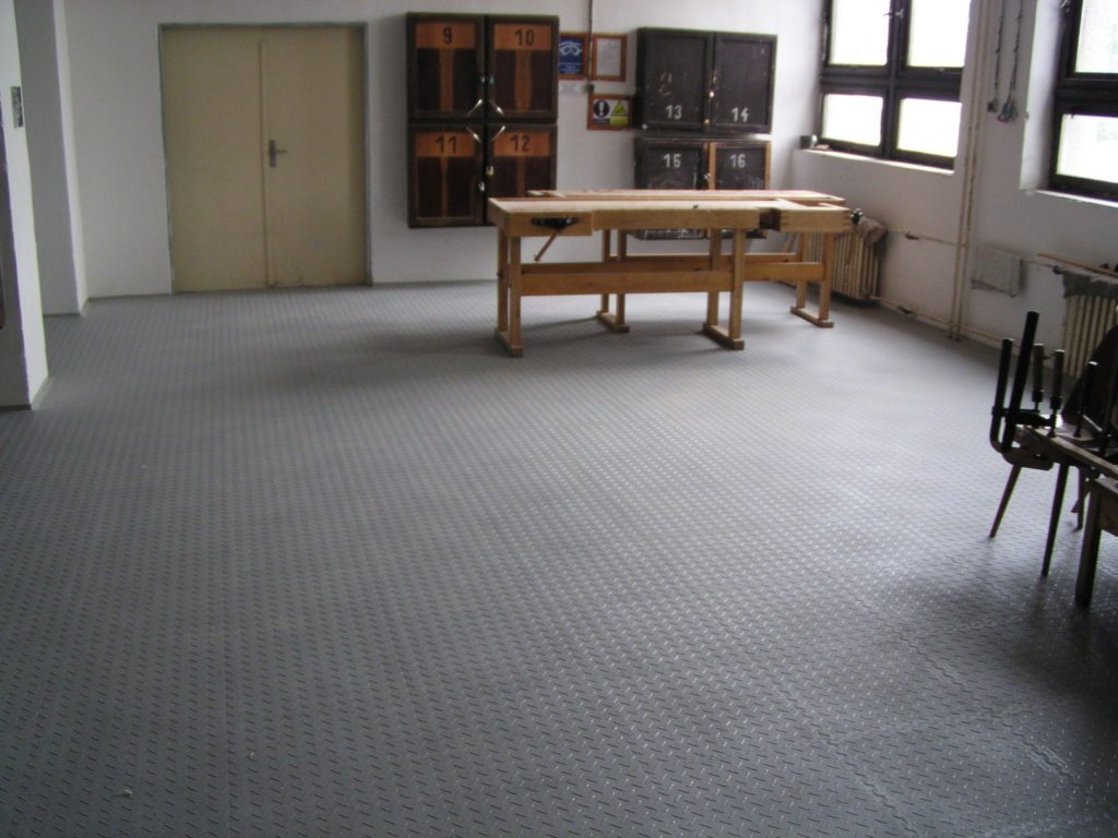 School area, Czech Republic