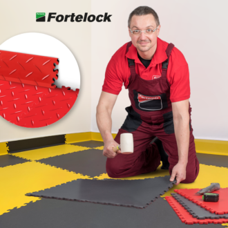 How to install Fortelock moldings? It's easy