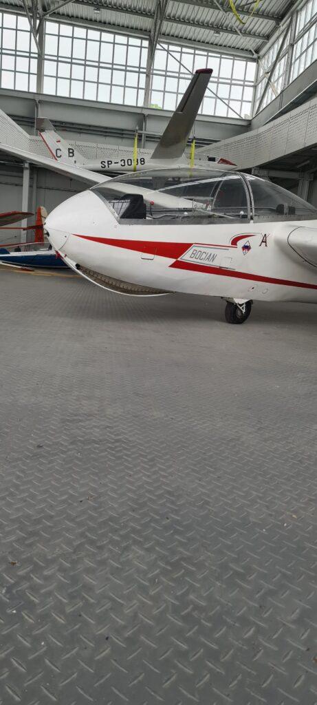Hangar/airport, Poland