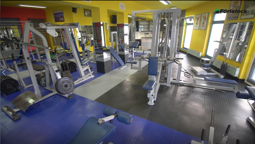 Fitness center, Slovakia