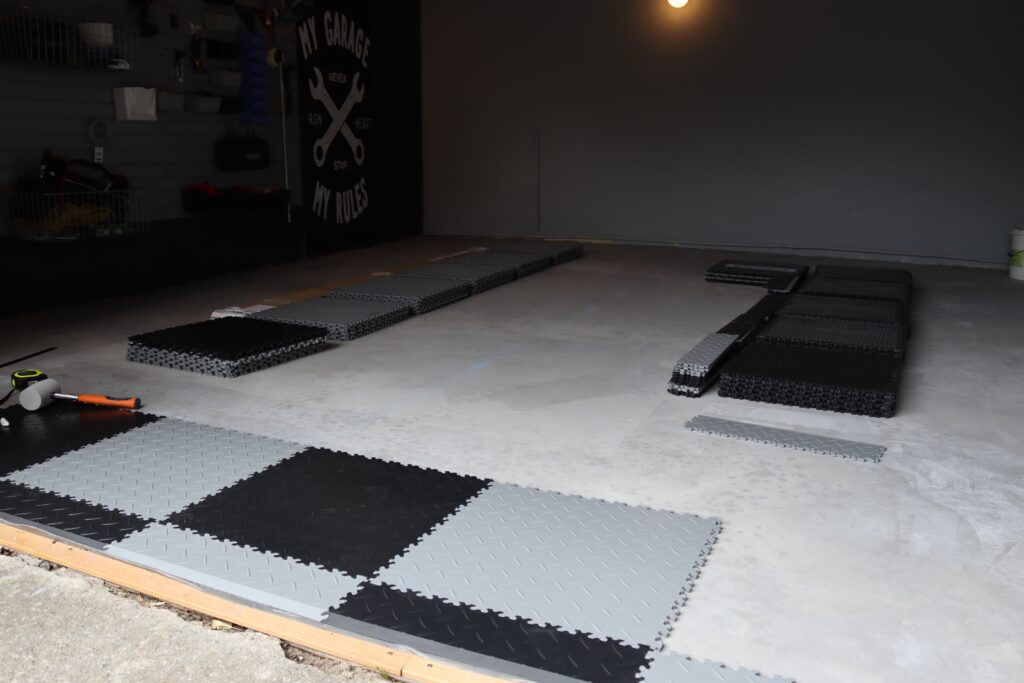 Garage / workroom, Czechia