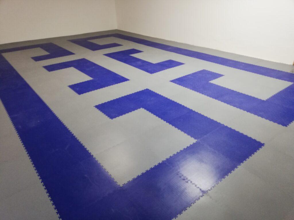 Hockey dressing room – Havířov, CZ