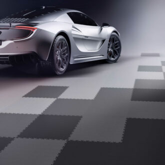 Are you looking for a suitable garage floor for your tuning car?